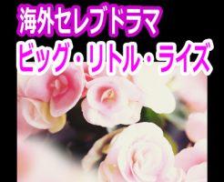 【おすすめドラマ】『ビッグ・リトル・ライズ』あらすじとキャストと感想!