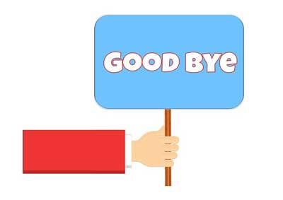 さよなら, Goodbye, 別れの挨拶