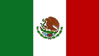 メキシコ メキシコ国旗