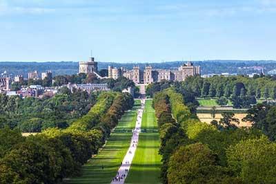 イギリス, ウインザー城