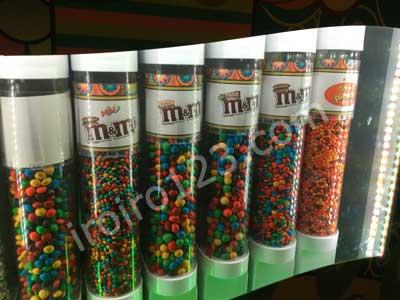 アメリカ 映画館 お菓子