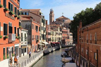 ヨーロッパ イタリア ヴェニチア