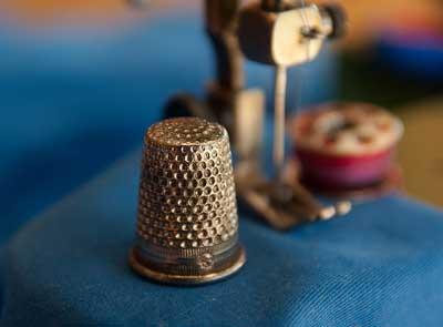 洋裁 指ぬき ファッション